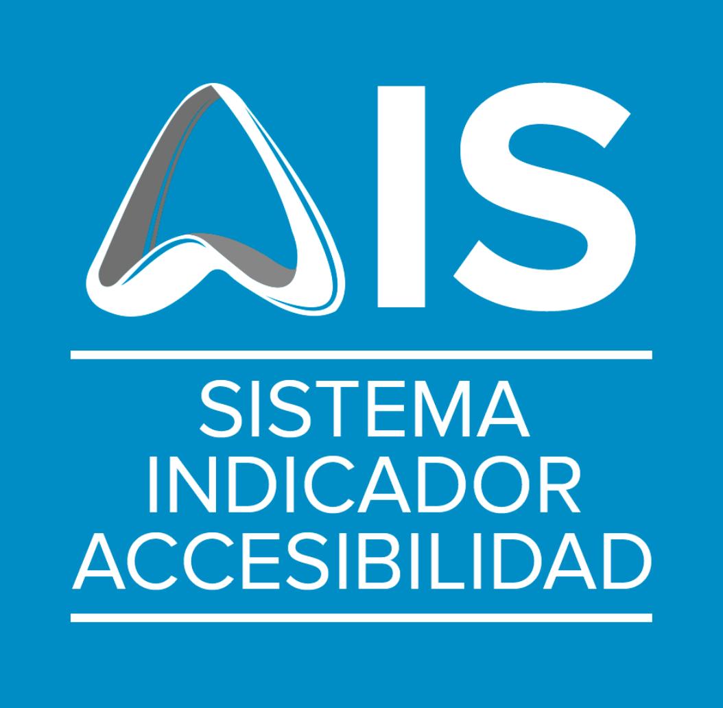 Imagen del logo de AIS incrustada en un cuadrado y colocado en vertical.