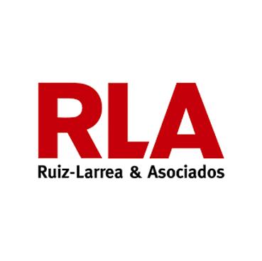 Logotipo Ruiz Larrea Asociados