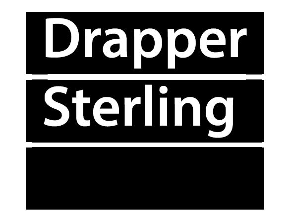 Logo Drapper Sterling