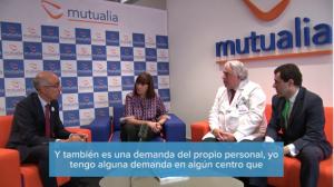 Imagen sobre la conversación en Mutualia