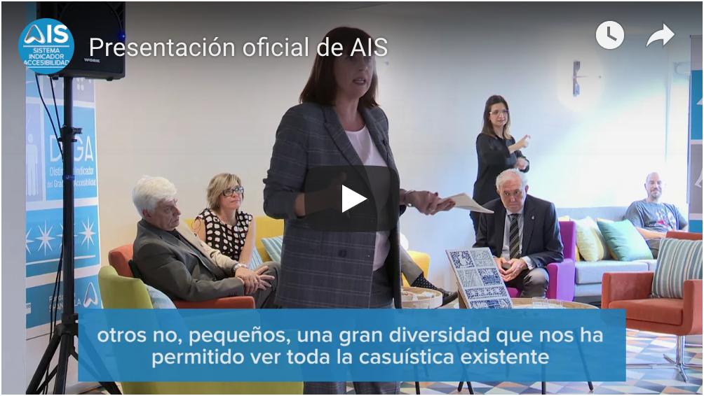 Miniatura vídeo Esther Bienes hablando.
