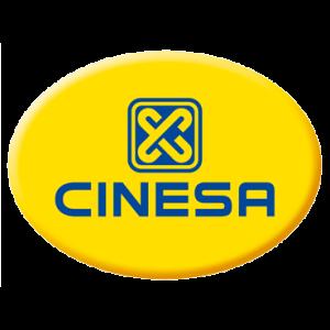 Logotipo CINESA