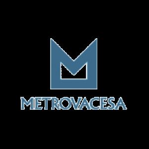 Logotipo Metrovacesa