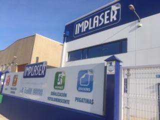 Fachada de Implaser