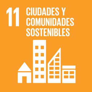 Icono ciudades y comunidades sostenibles