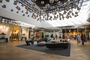 Instalaciones de The Style Outlet en SSRR Madrid