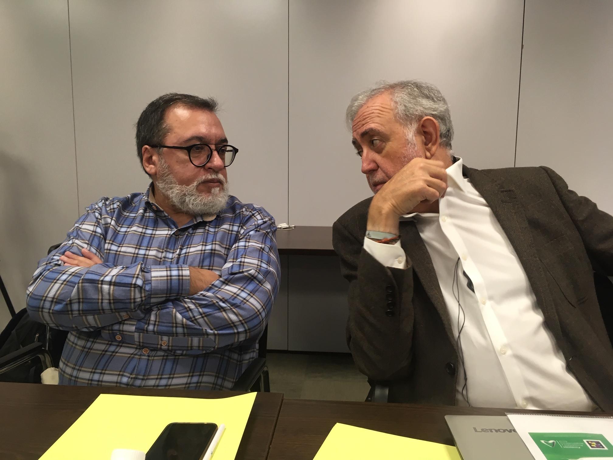 Los patronos de la Fundación ARS comentan detalles del curso