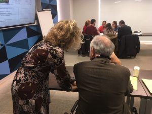 Rosa Rodríguez e Ignacio Lucini comentan detalles del curso