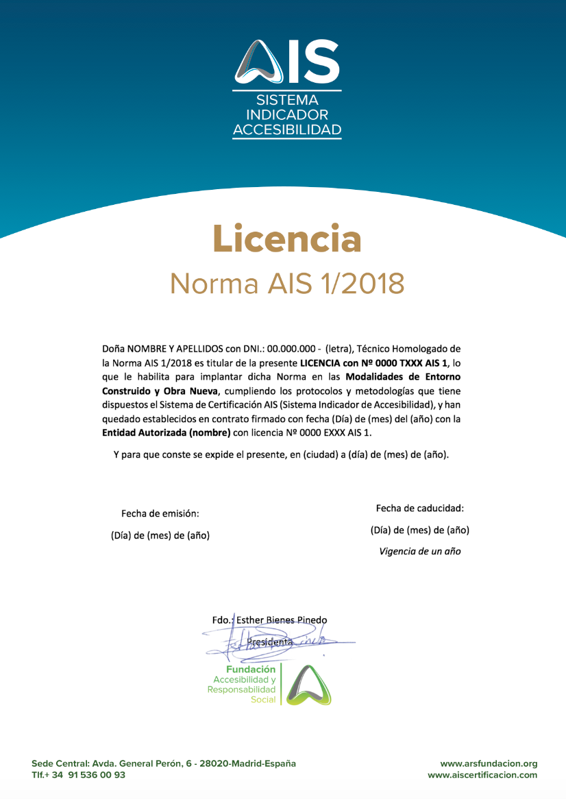 Miniatura Licencia