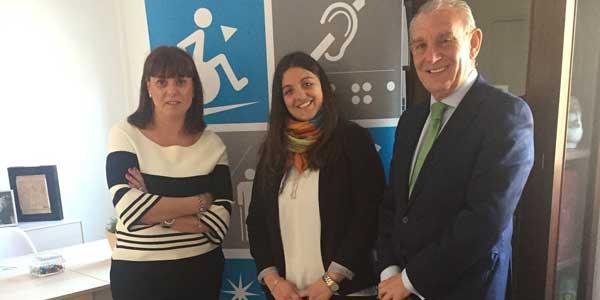 Foto de ALAsociados con la Presidenta de la Fundación ARS