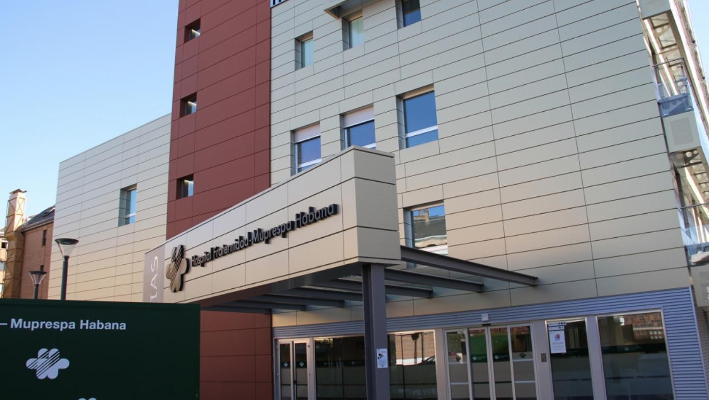 Hospital Fraternidad Muprespa