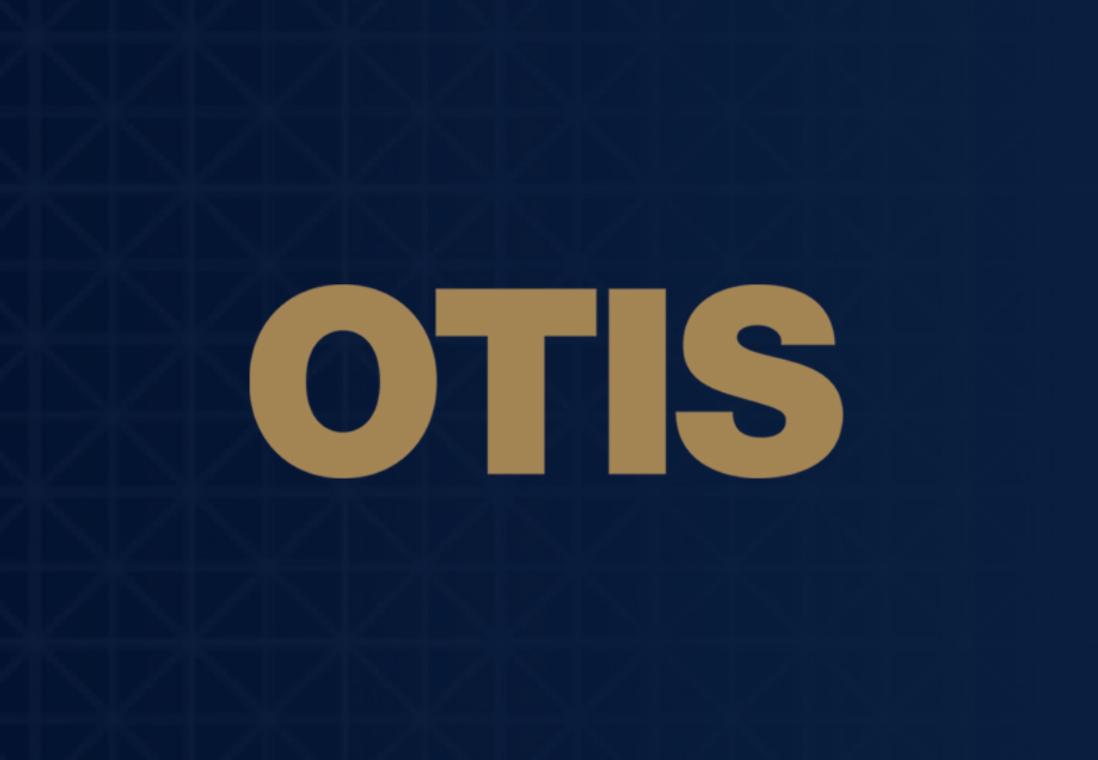 Aparece el logotipo de OTIS