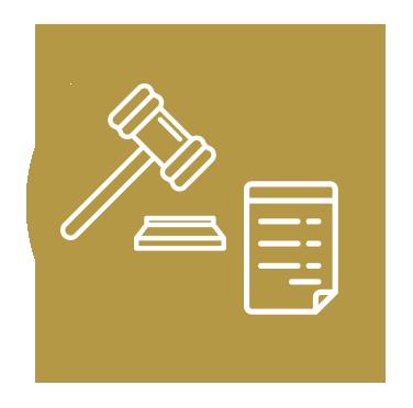 Icono que representa la legalidad