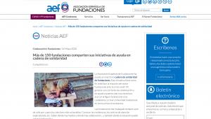 Web de la AEF