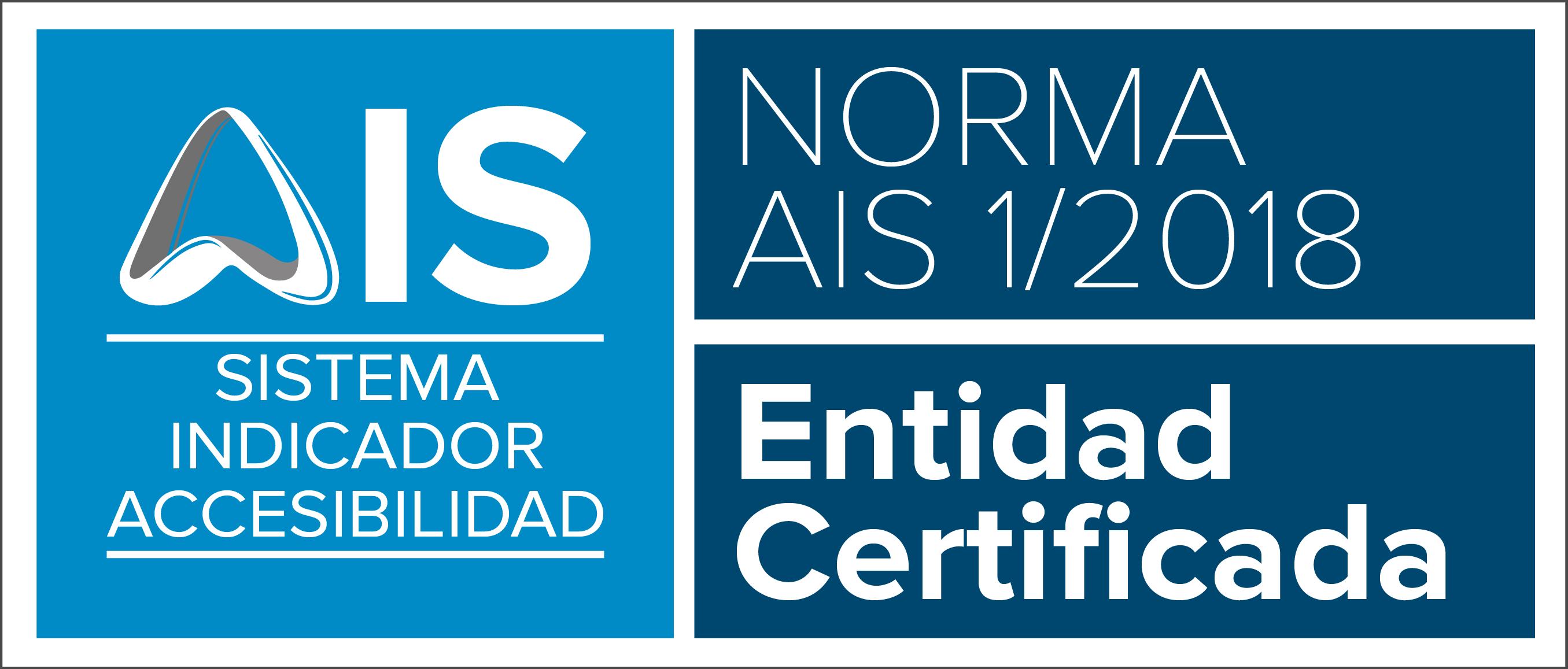 Logotipo ENTIDAD CERTIFICADA HORIZONTAL