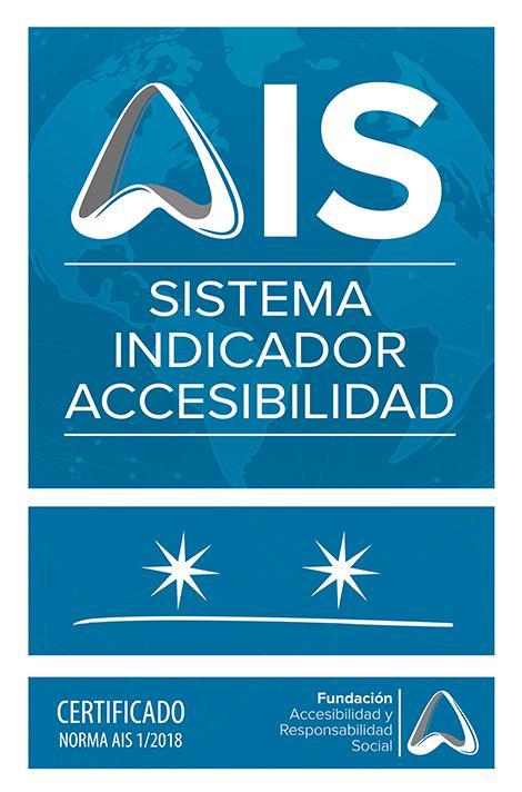 Placa AIS 2 estrella