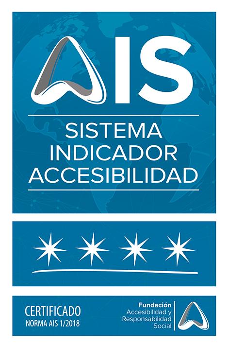 Placa AIS 4 estrella