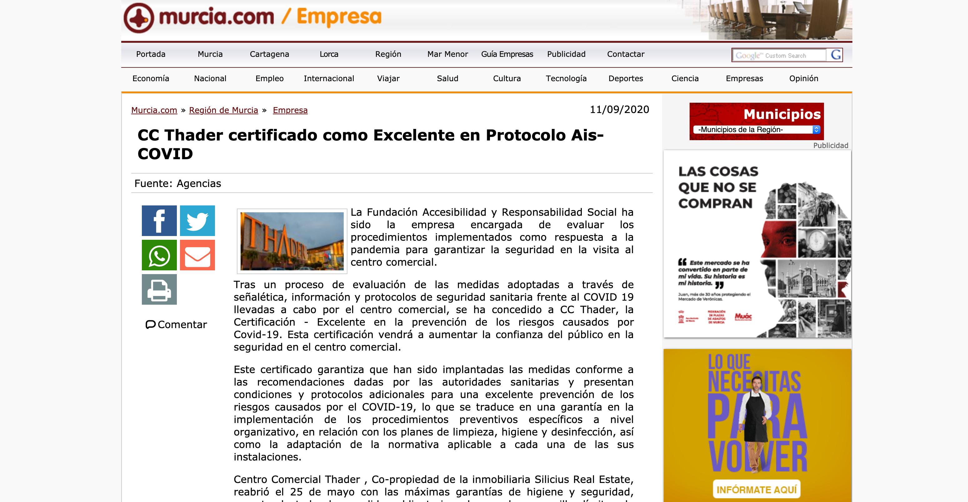Noticia de Murcia.com