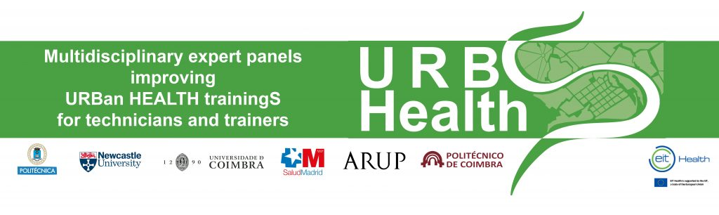 Logo del proyecto URB-HealthS