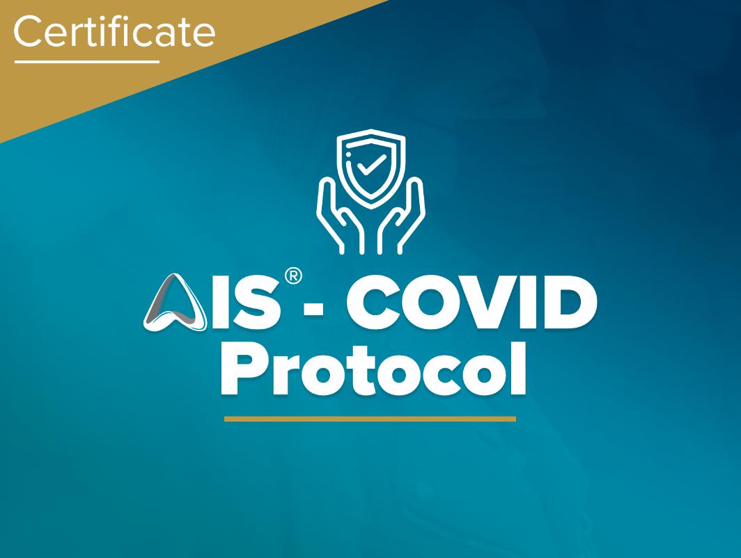 Certificado del Protocolo AIS Covid