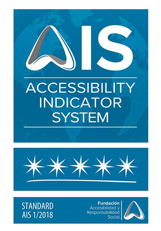 Placa AIS 5 estrella